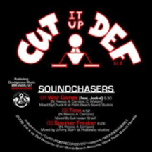 Sound Chasers - Novus Ordo (Vinyl, 12\'\' 2006)(Cut It Up Def Records)