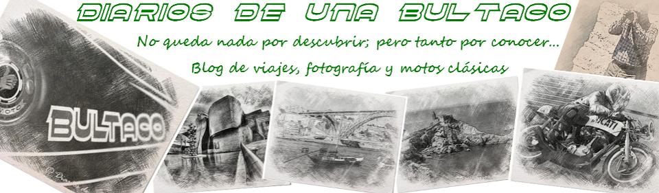 Diarios de una Bultaco