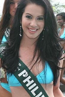 Karla Henry, Miss Earth 2008
