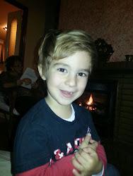 Mi nieto Saúl