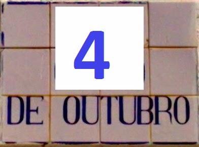 4 DE OUTUBRO
