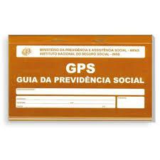 GPS pagamento retificar