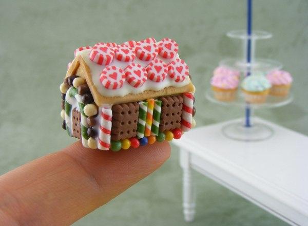 Shay Aaron,still life,miniature food sculptures