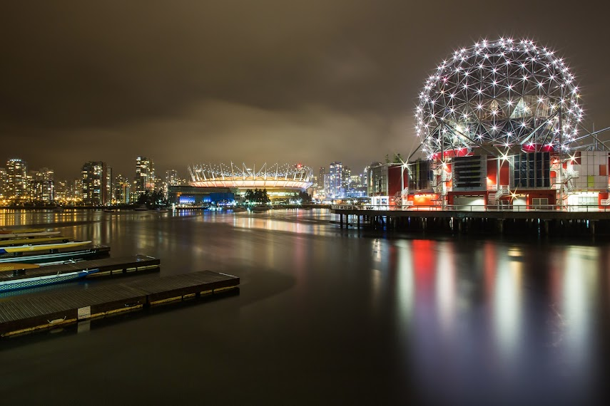 Vancouver Downtown, Vancouver, BC -- by Harpreet Grewal
