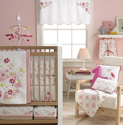 Little girls bedroom baby girl room decor - Baby girl room decor pictures ...