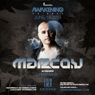 Awakening: Marco V at Exchange LA