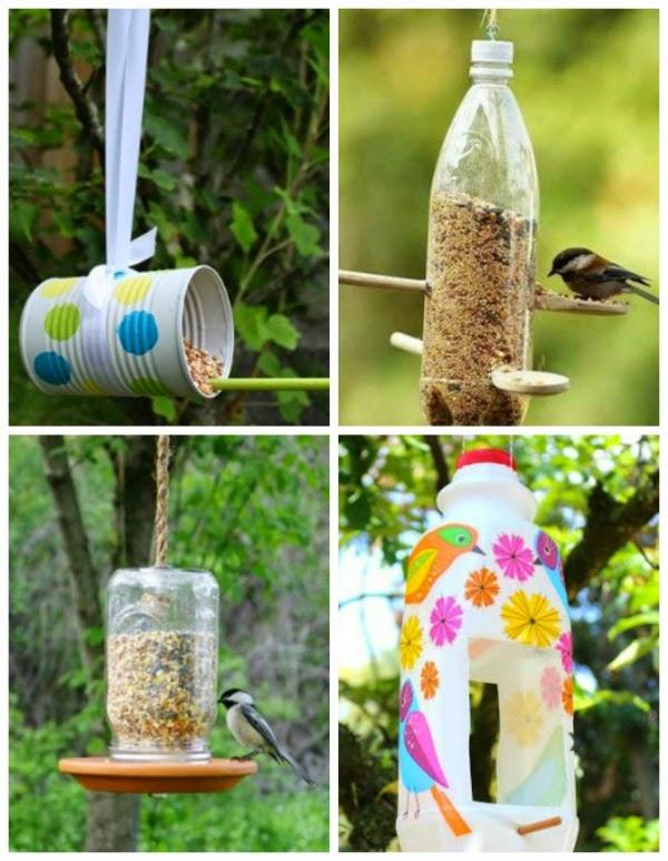 Casitas para p jaros refugio para el oto o guia de jardin for Casas de plastico para jardin