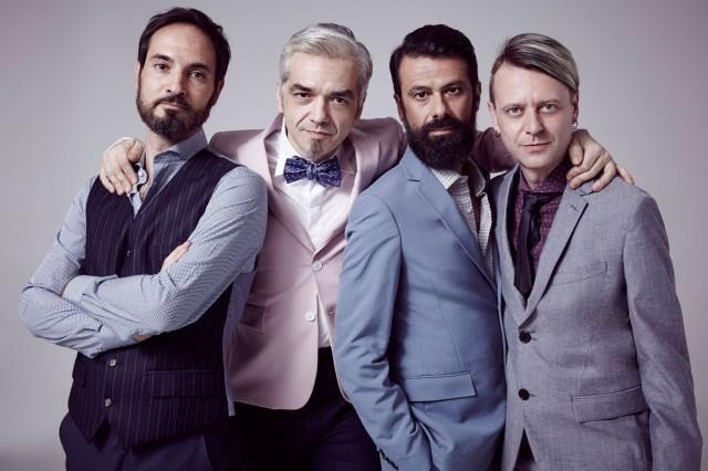 Sanremo 2016 - Morgan e i Bluvertigo - Semplicemente