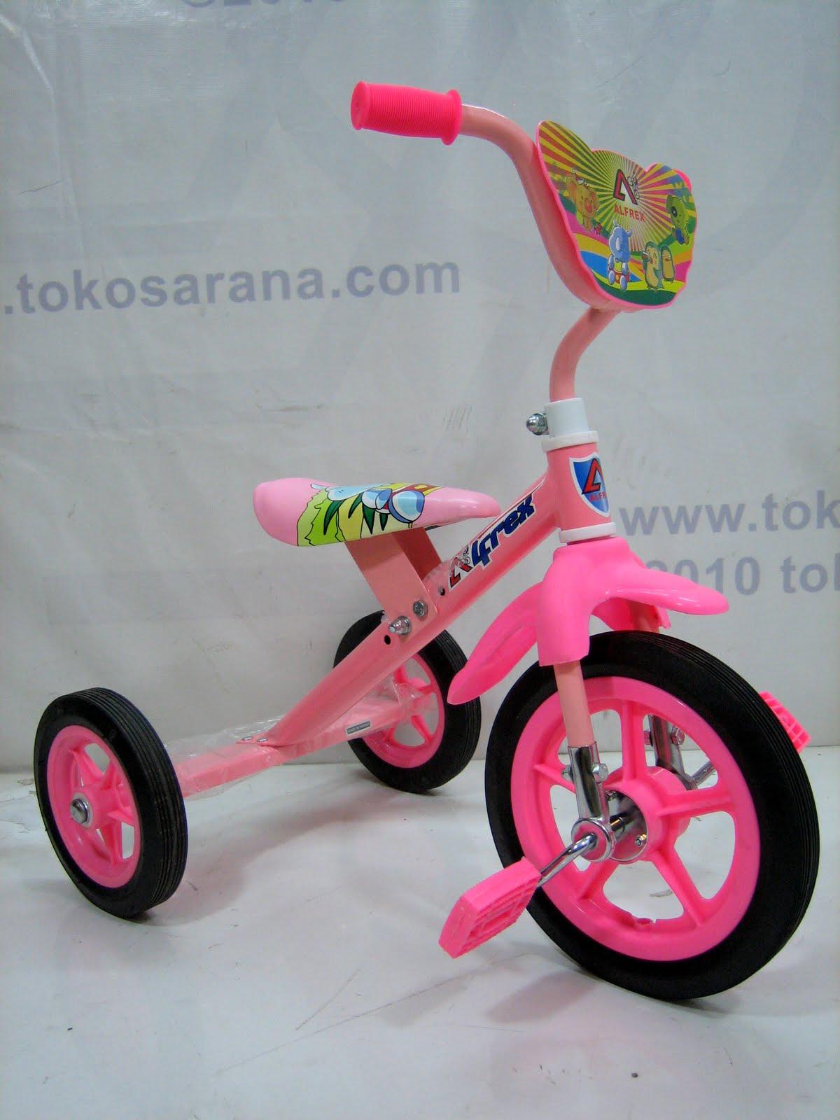 tokosarana™Jakarta Jatinegara: Sepeda Roda Tiga BMX Arava