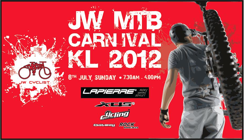 jw mtb carnival kl 2012