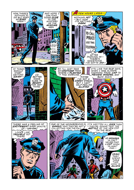 Captain America (1968) Issue #139 #53 - English 17