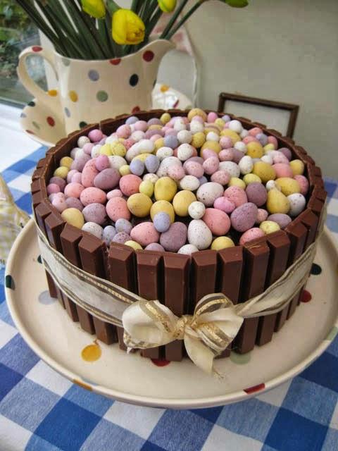 Kue Ultah Coklat Bar
