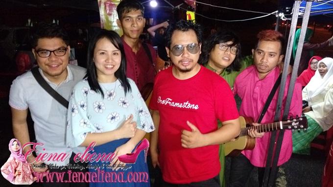 Majlis Blogger Raya di TuDia Char Kuey Teow