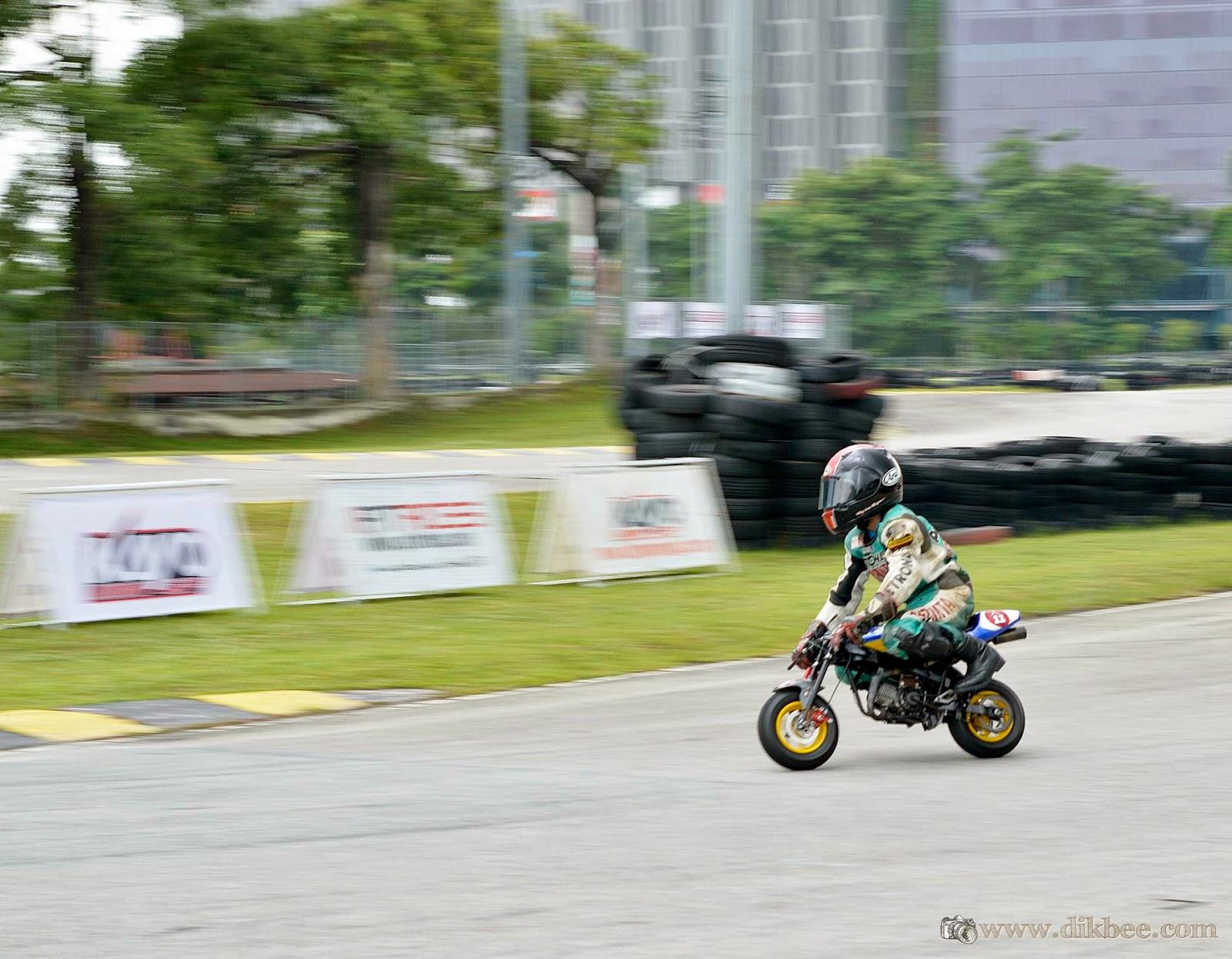 1 Minimoto Challenge 2014 Malaysia | Elite PLUS Speedway