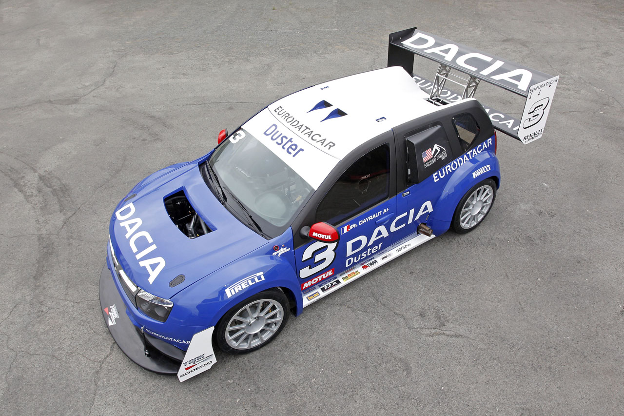 Dacia Duster « No Limit »