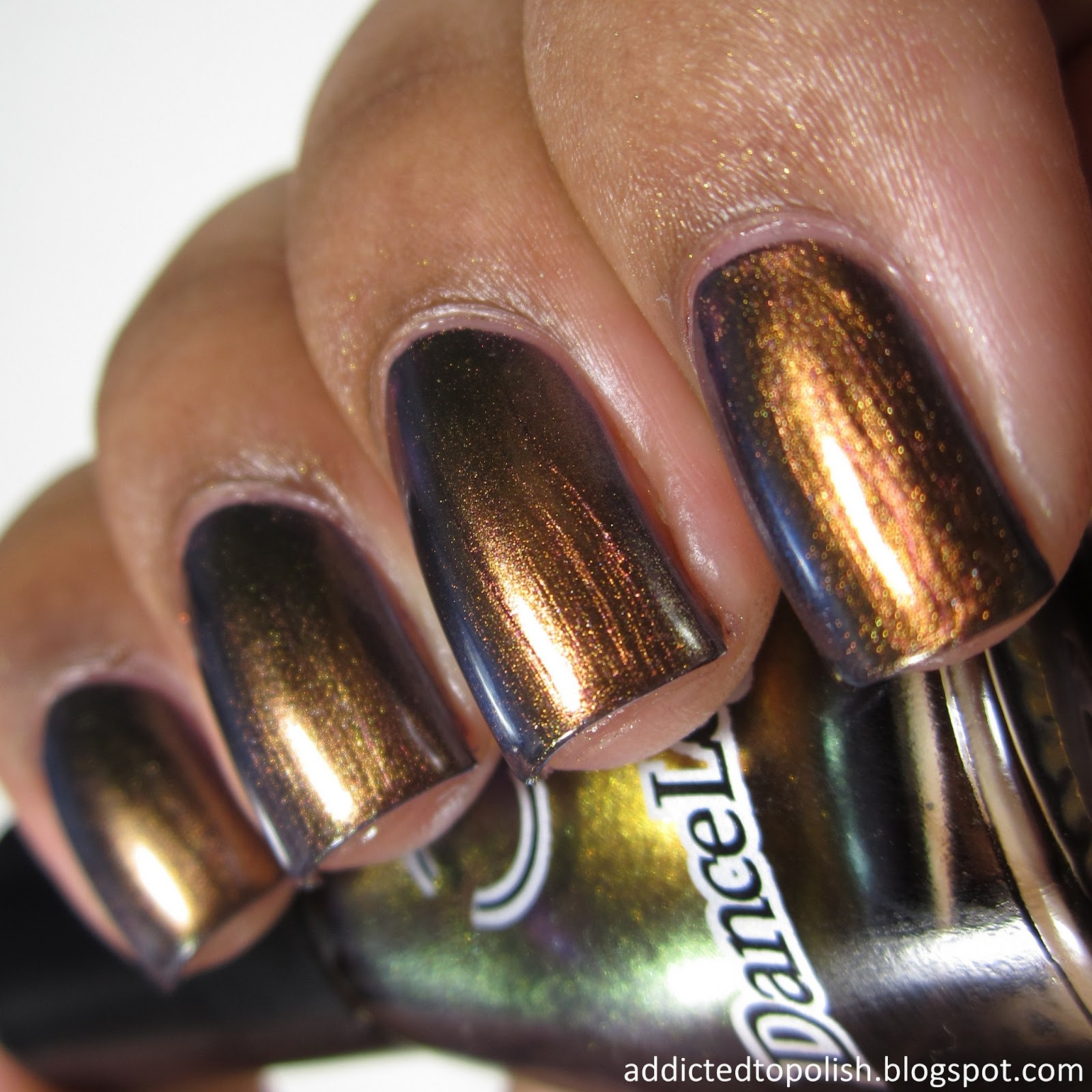Dance Legend Knight Multichrome Duochrome