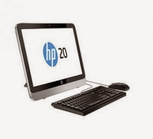 Snapdeal: Buy HP 20-2210ix All-in-One Entertainment PC at Rs.30238