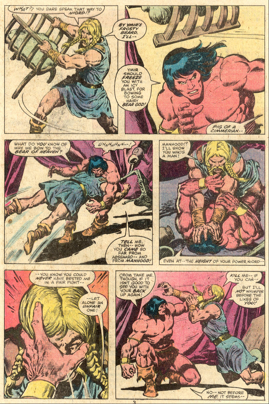 Conan the Barbarian (1970) Issue #112 #124 - English 4