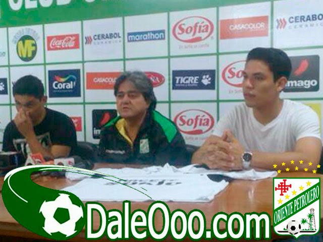 Oriente Petrolero - Jorge Ortiz - Jose Ernesto Álvarez - Carmelo Algarañaz - DaleOoo.com web del Club Oriente Petrolero