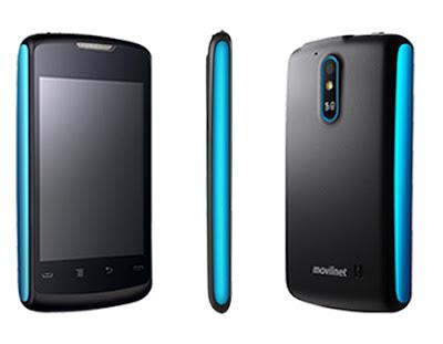ROM GingerOficial V1.2.1 Para Huawei Evolution 2 CM980