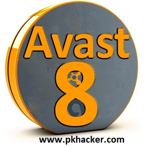 Avast AntiVirus 8 Full Version With Crack And Serial