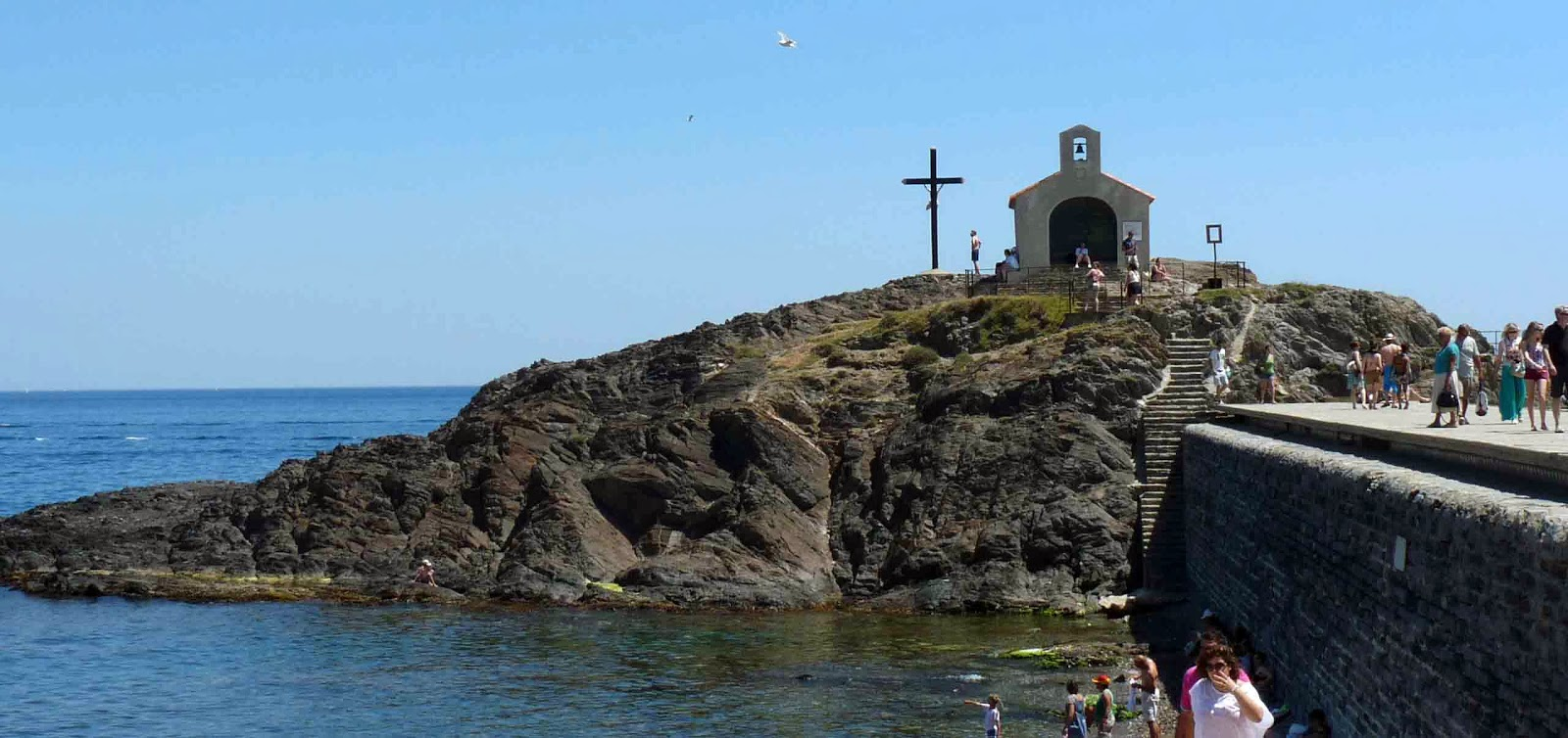 Chapelle Saint-Vincent Collioure Cotlliure