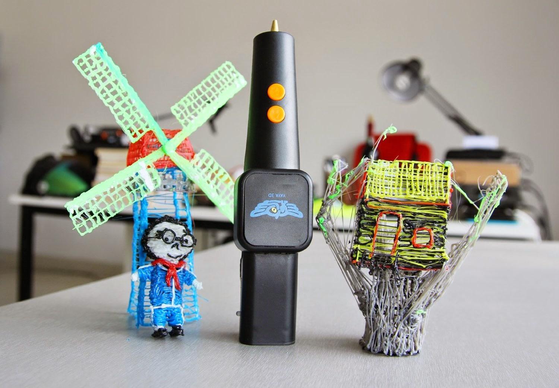 ya ya 3D Printing Doodle Printer Pen