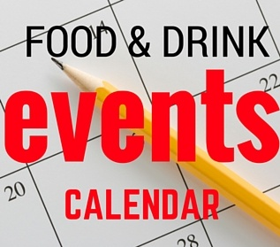 Calendar: Food & Drink Events