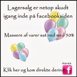 facebook lagersalg