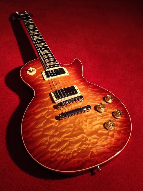 Gibson Les Paul Standard Premium Quilt