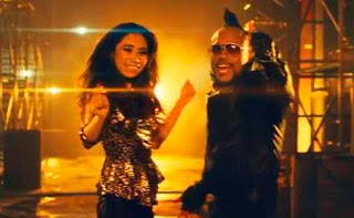 Apl.de.ap and Jessica Sanchez Jump In Video