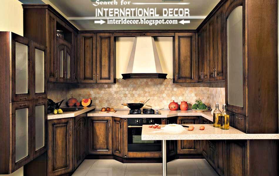 How to make beautiful kitchen renovation, classic wood kitchen