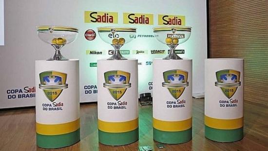 Ausência de clássicos regionais foi o destaque do sorteio para as quartas de final