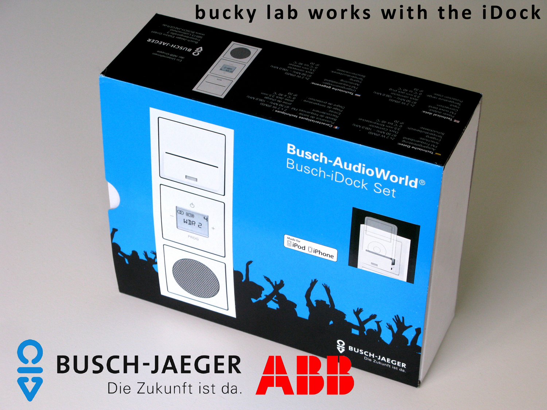 buckylab abb busch jaeger sponsors bucky lab. Black Bedroom Furniture Sets. Home Design Ideas
