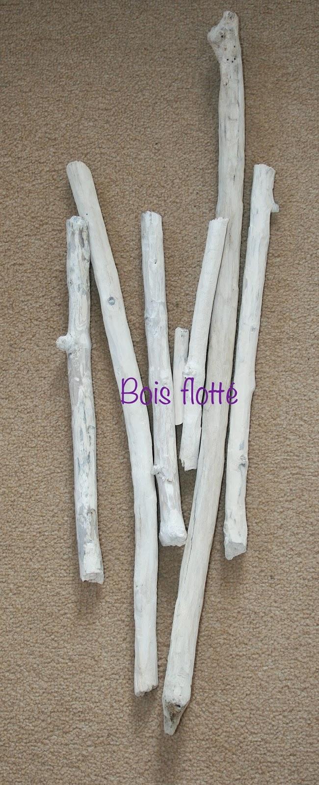le blog d 39 anastasia diy le mobile en bois flott. Black Bedroom Furniture Sets. Home Design Ideas