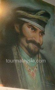 Travel In Natural At Panchor Muar Malaysia 生态旅游在麻坡班卒 Alauddin Riayat Shah Of Malacca