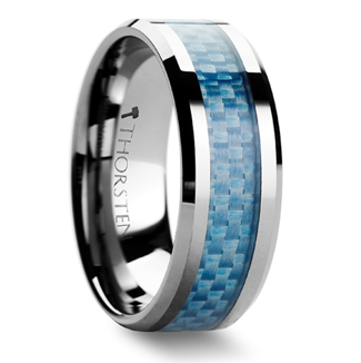 http://weddingbandsforboth.com/augustus-blue-carbon-fiber-inlay-tungsten-carbide-band-6mm-8mm/