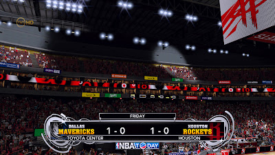 NBA 2K14 TNT HD TV Watermark Icon Mod