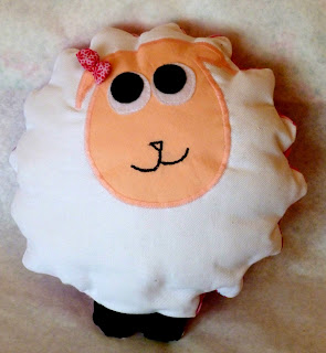 poduszka owieczka