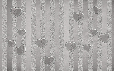 silver heart valentine  tumblr background