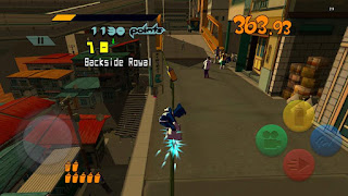Game Jet Set Radio