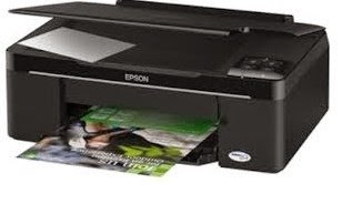Epson Stylus™ TX121 Printer Driver Download Windows 32bit/64bit