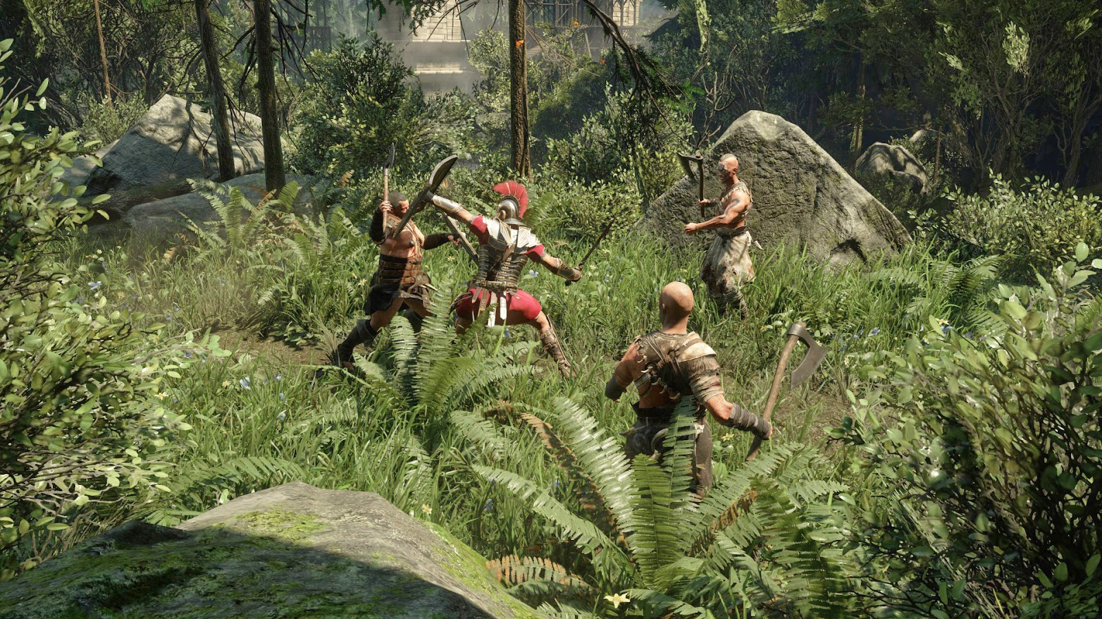 Ryse Son of Rome review