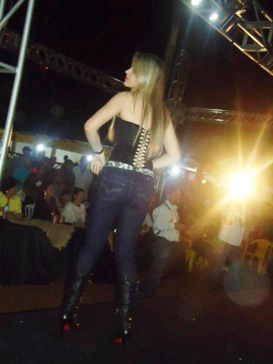Sarah Caroliny Sousa from Iporá, Goias, Brazil