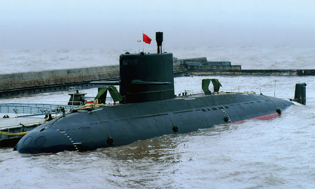 Naval open source intelligence submarine boom in east asia as china