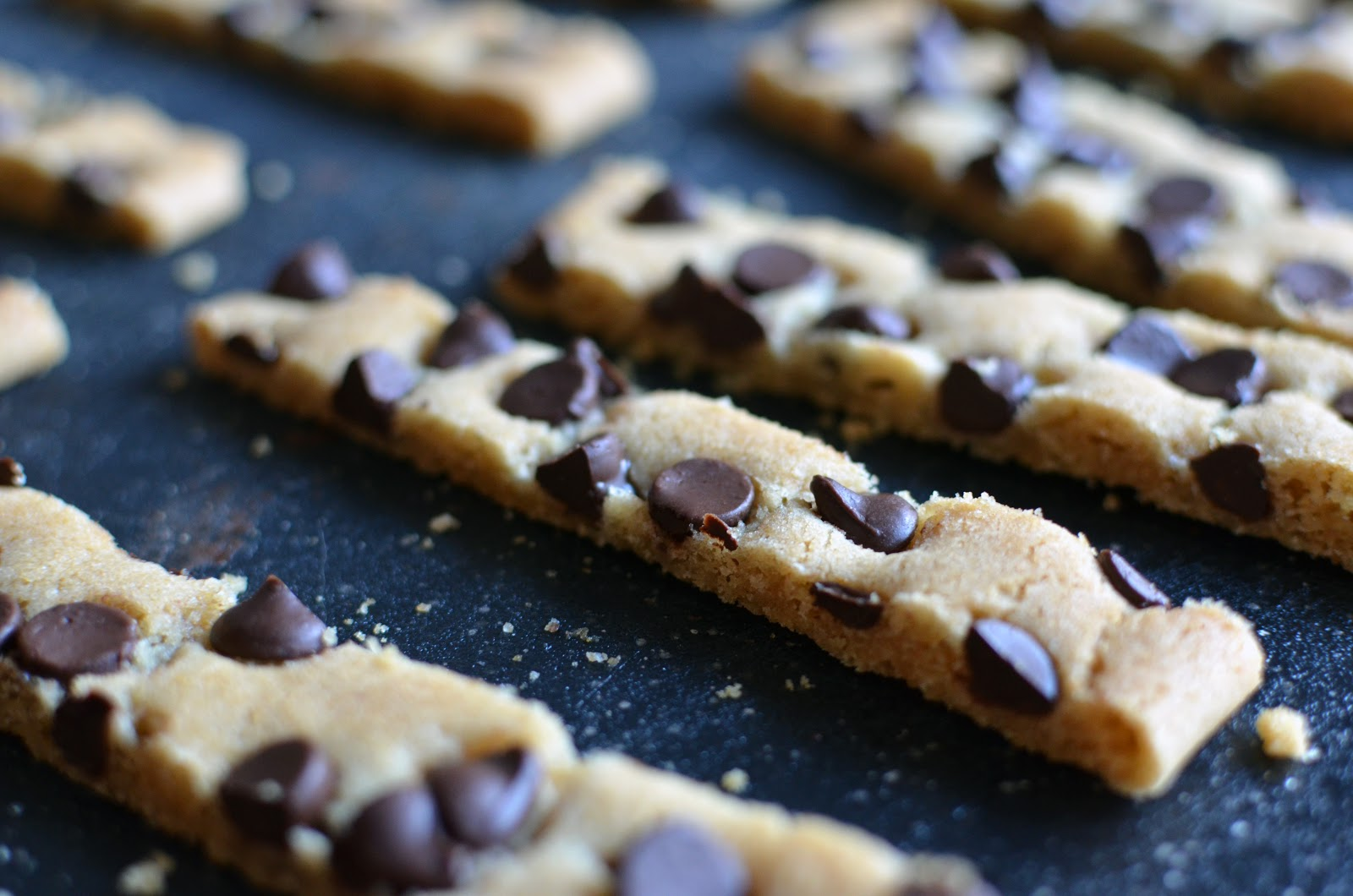 ButterYum: Chocolate Chip Cookie Sticks