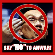 SAY NO TO ANWAR