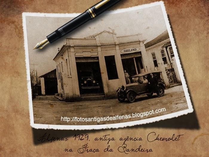 Agência Chevrolet Alfenas