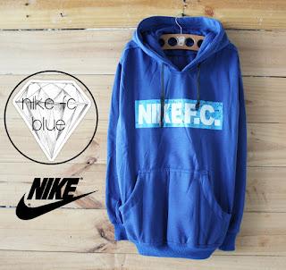 NIKE FC BLUE