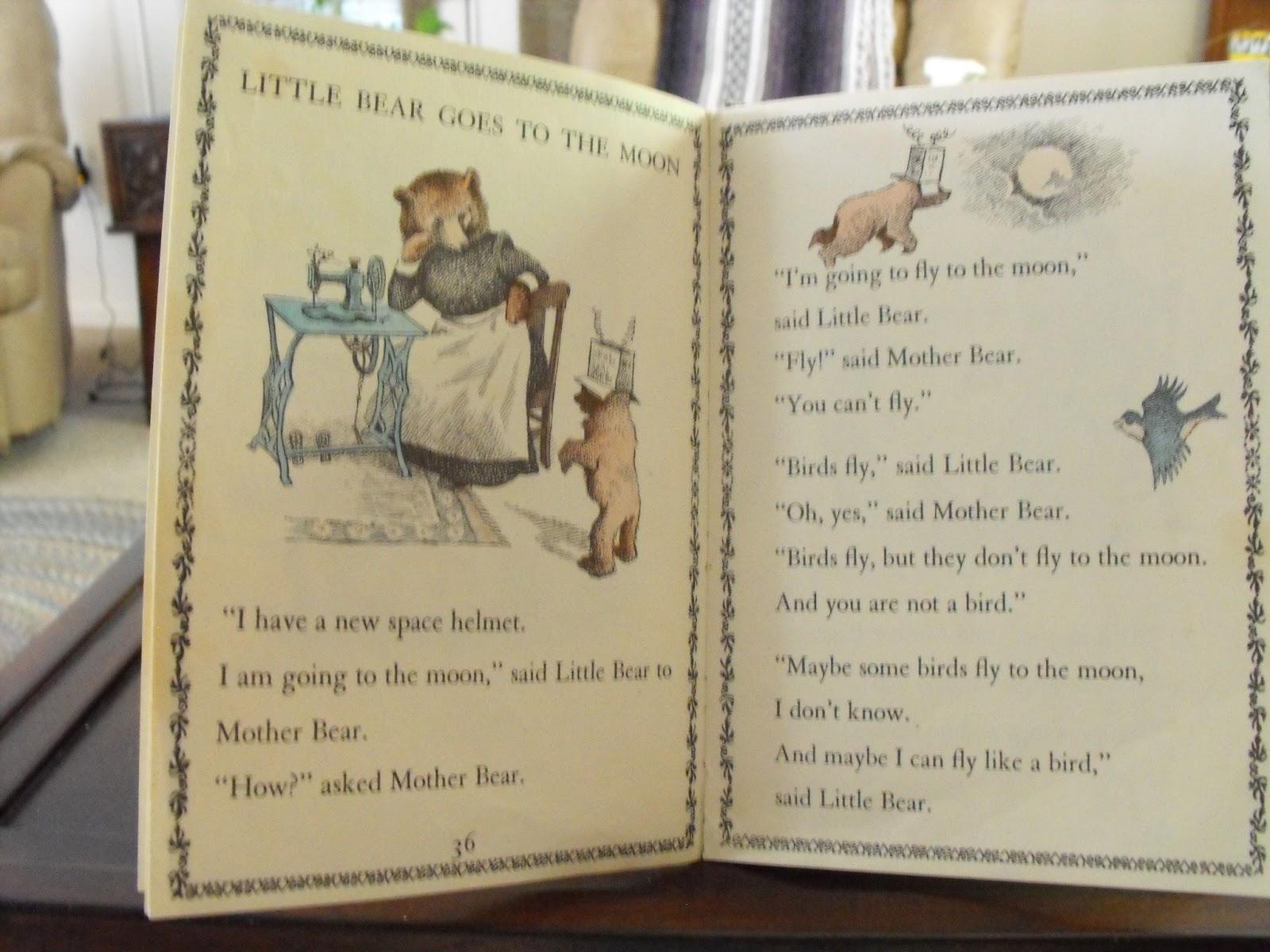"Activities For the Book ""Little Bear:"" Kindergarten or 1st ..."